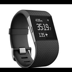 Fitbit Surge Black - Reasonable offers accepted
